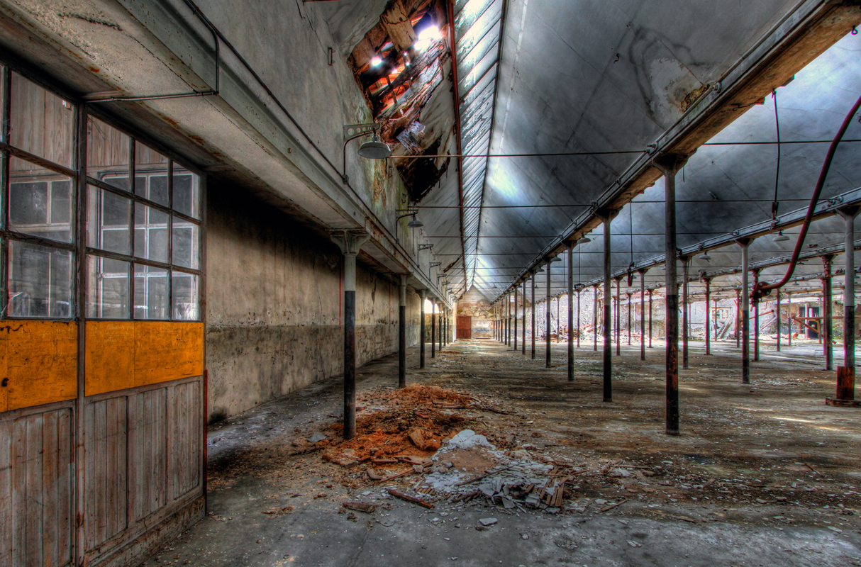 Abandoned Factory 5
