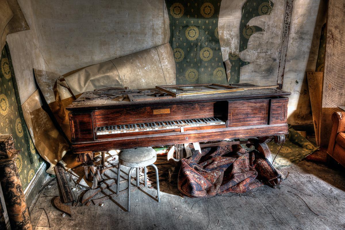 Forlorn Piano