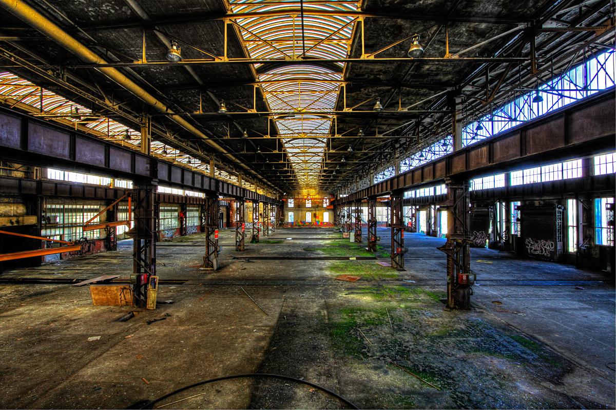 Steel Works 5