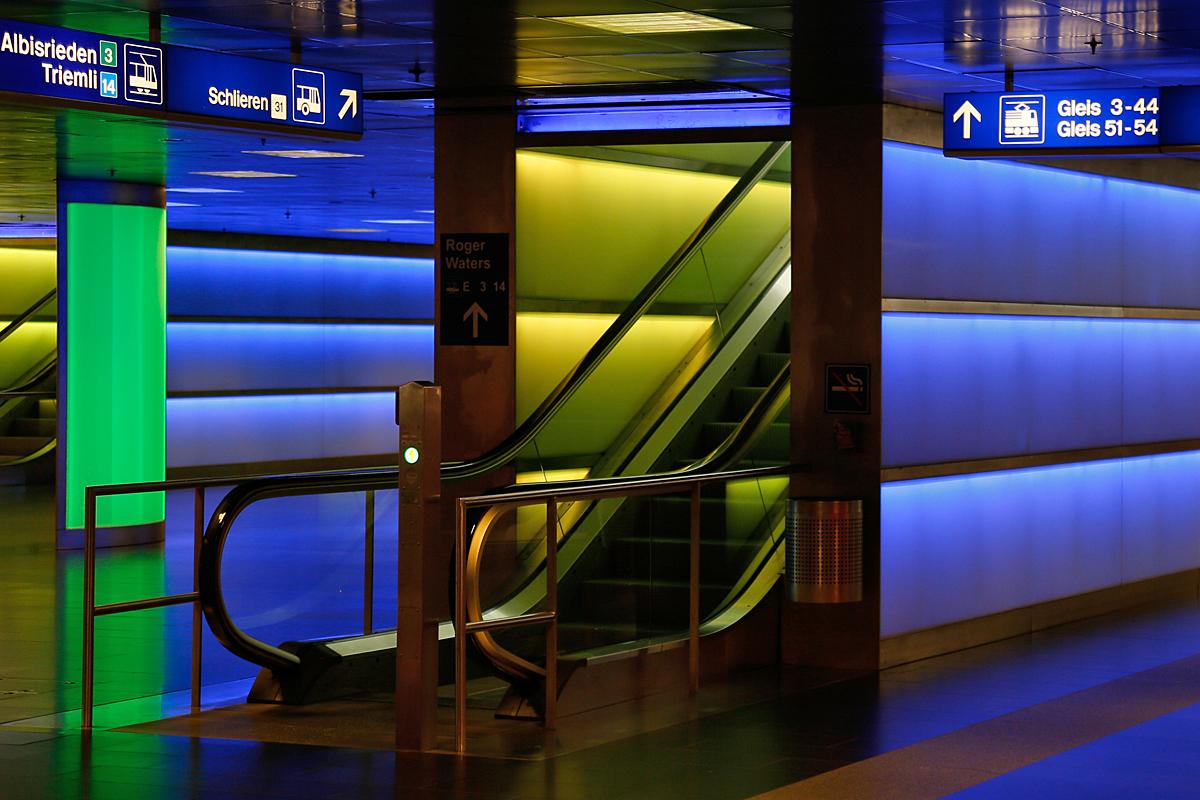Zurich Underground